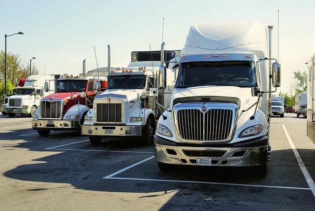 Der Lkw-Markt weist in der ersten Hälfte des Jahres ein Wachstum von 16% auf