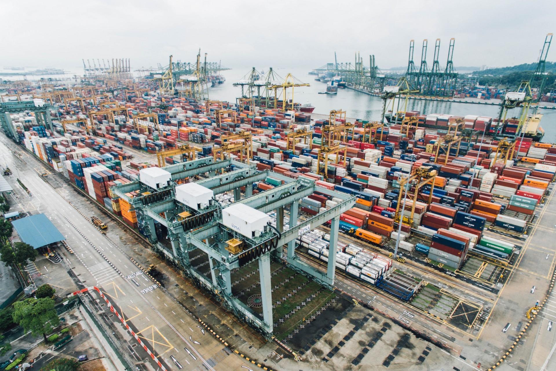 Die Logistikinvestitionen steigen im ersten Halbjahr auf 664 Millionen Euro