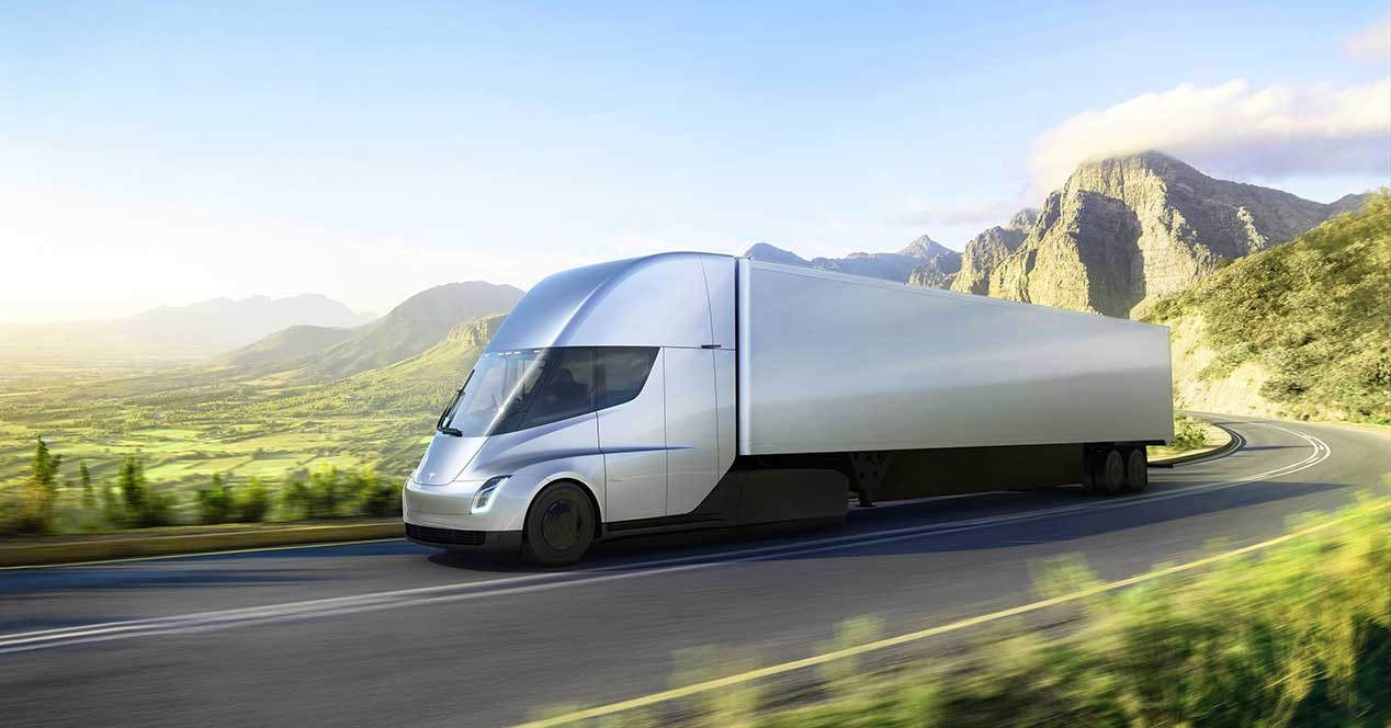 Camiones eléctricos: el futuro del sector del transporte