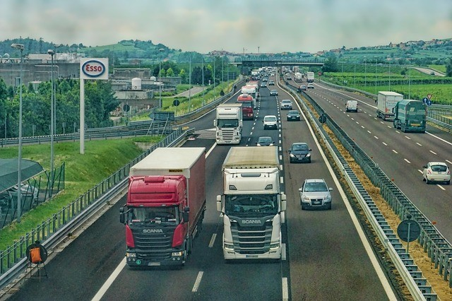 Restricciones de tráfico para camiones 2019