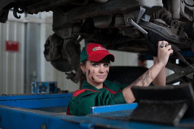 Técnicas de mantenimiento preventivo de camiones